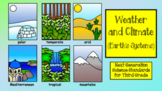 Weather and Climate (Earth's Systems - NGSS for Third Grade)