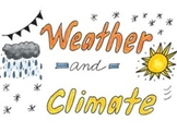 Weather and Climate Powerpoint by Science Doodles - FREEBIE!