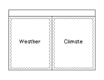 Weather and Climate Sort