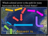 Weather and Climate Quiz Game