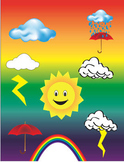 Weather and Cloud Clipart