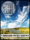 Weather and Clouds- A Kindergarten and First Grade Inquiry Unit