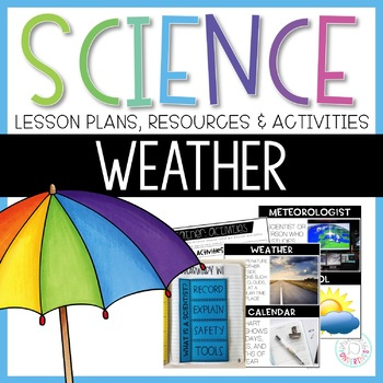 Weather Science Activities