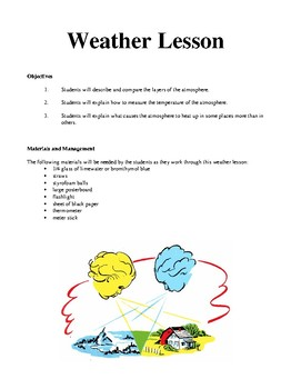 Weather and Forecasting Unit, Activities and Projects