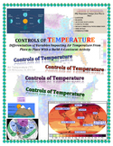 NWS Acclaimed-Weather and Forecasting: Why Temperature Changes COMBO Activity