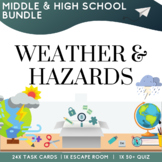 Weather and Hazards - Geography