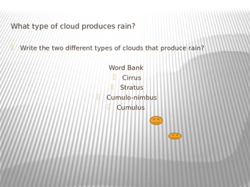 Weather and Resources Powerpoint Review
