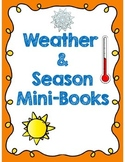 Weather and Season Mini-Books
