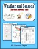 Weather and Seasons (3rd Grade and 4th Grade)