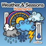Weather and Seasons: A NGSS Science Unit (works with dista