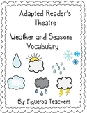 Weather and Seasons - ART in Spanish
