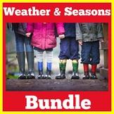 Weather   Preschool Kindergarten 1st Grade   Seasons   Act