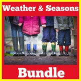 Weather and Seasons BUNDLE
