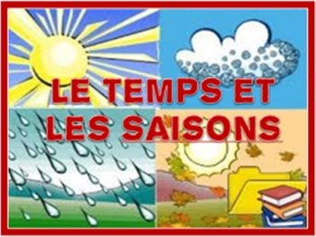 Weather and Seasons Bundle