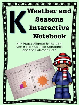Weather and Seasons Interactive Notebook