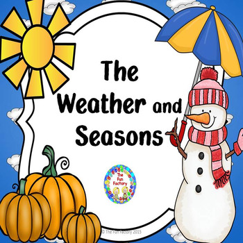 Seasons and the Weather Unit