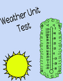 Weather and Seasons Test