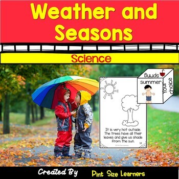 Weather and Seasons Unit