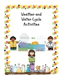 Weather and Water Cycle Lessons