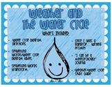 Weather and Water Cycle Unit