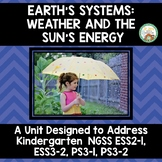 Weather and the Sun's Energy NGSS Kindergarten