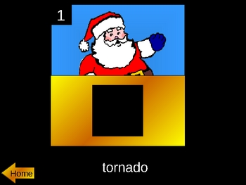Weather and weather tools Powerpoint Review game