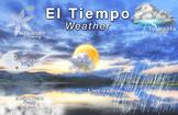 Weather/ el tiempo