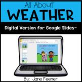 Weather for Google Drive - Distance Learning