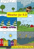 Weather for K-3