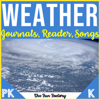 Weather ~ PK/K Science