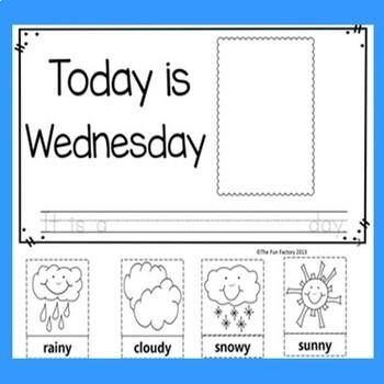 Weather Activities for Prek and Kindergarten   Science ...