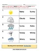 Weather for Students with Autism