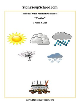 K - 2 Weather for Students with Medical Disabilities