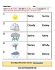 Weather for Students with TBI - Traumatic Brain Injuries