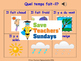 Weather in French Lesson plan, PowerPoint (with audio), Flashcards & Games