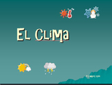 Weather in Spanish-PP
