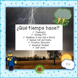 Weather in Spanish ¿Qué tiempo hace?
