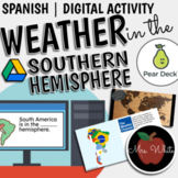 Weather in the Southern Hemisphere | Mini Lesson | Pear De