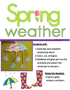 Weather in the Spring