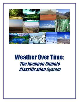 Weather over Time:  The Koppen Climate Classification System