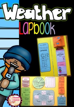 Weather Report Lapbook