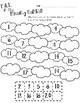 Weather themed math-Fill in the Missing Numbers 1-20