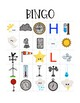 Weather tools Bingo Game for Science Review