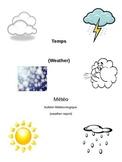 Bilingual (French/English) Weather Unit