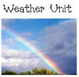 Weather unit to be used with a smartboard
