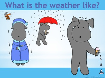 Weather with Pepper