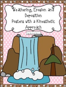 Weathering, Deposition, Erosion-A Kinesthetic Approach