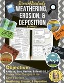 Weathering, Erosion, Deposition - Bundle