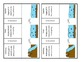Weathering Erosion Deposition Foldable and Activity for In