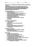 Weathering / Erosion / Deposition / Soil - Study Guide & T